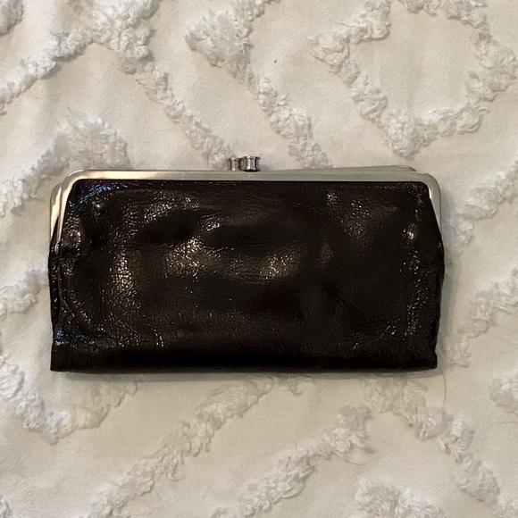 Hobo Bags Lauren Double Frame Clutch Wallet Poshmark